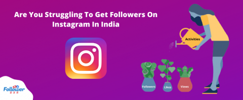 Are You Struggling To Get Followers On Instagram In India